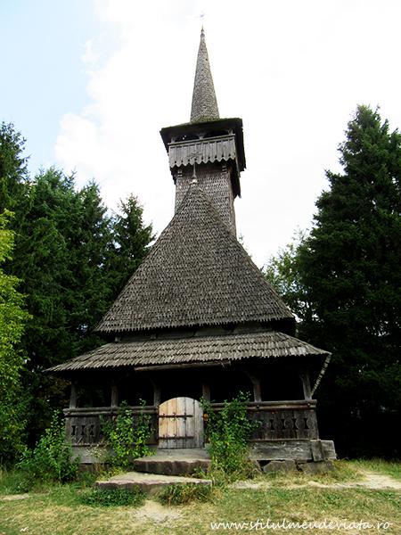 Biserica, Oncești, valea Izei
