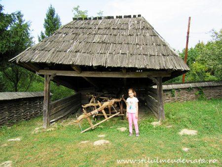 Casa Berciu,Călinești, Valea Cosăului, car