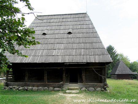 Casa Berciu,Călinești, Valea Cosăului