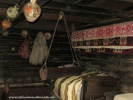 Casa Marinca, interior cameră de locuit