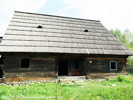 Casa Stan-Pătrunjel, Săpânța, Valea Tisei