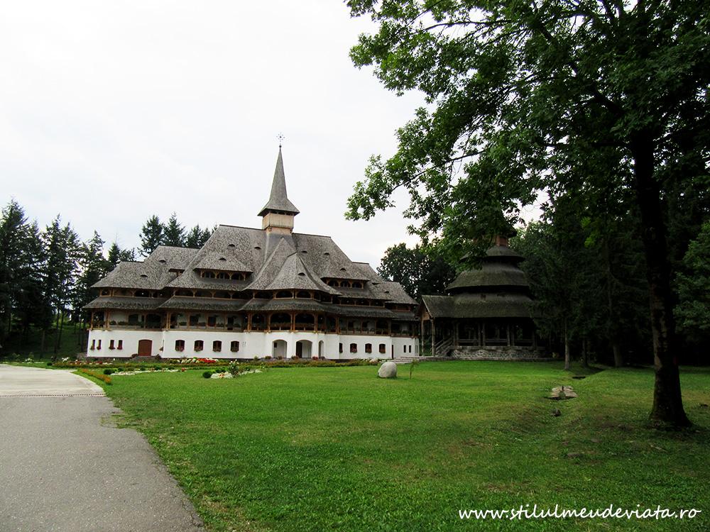 Manastirea Săpânța - Peri