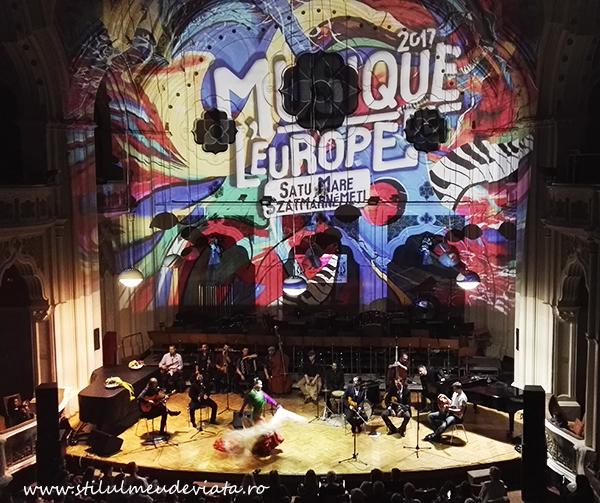 Musique de l'Europe, Satu Mare 2017