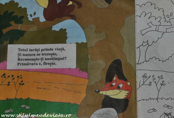 Primavara, editura Nicol - carte cu greșeli gramaticale