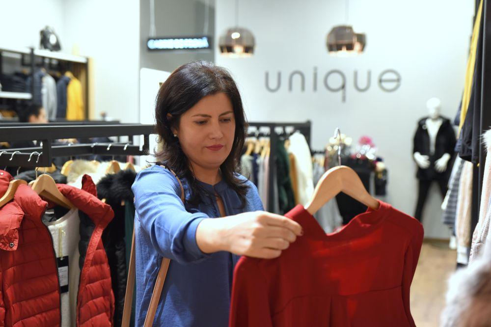 camașă roșie pentru femei