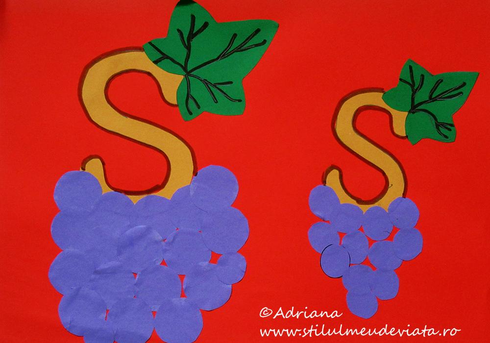 litera S de la STRUGURE