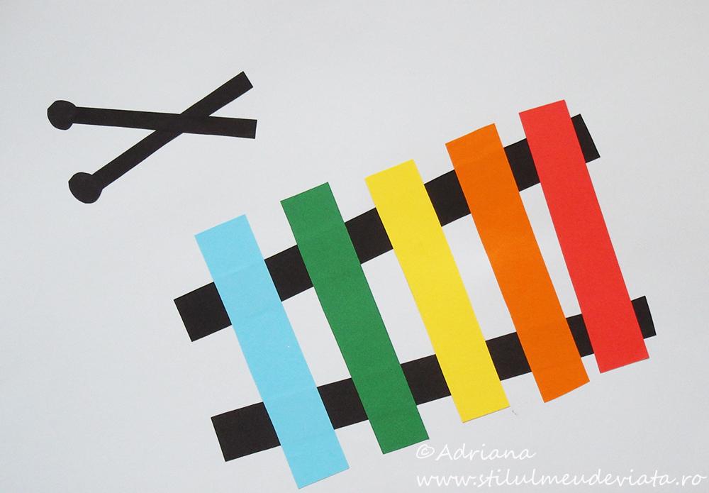 litera X de la XILOFON