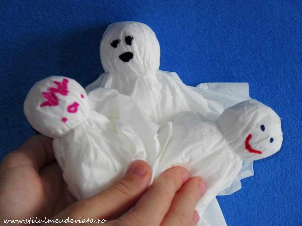 acadele fantomă