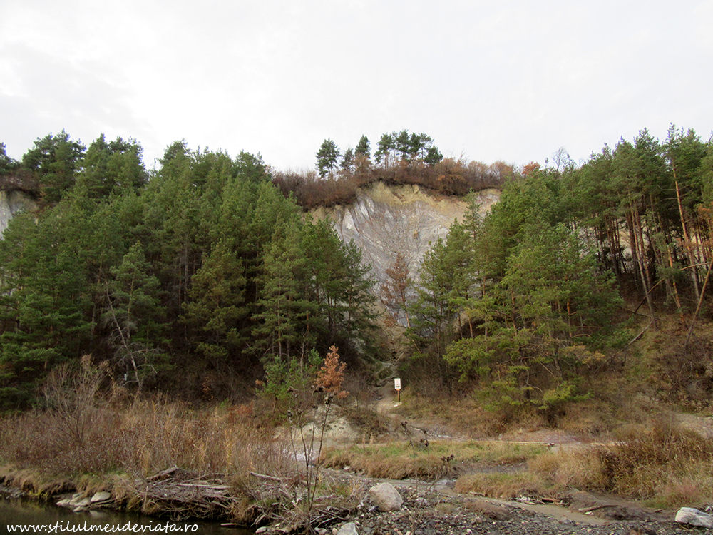 canionul de sare, Praid