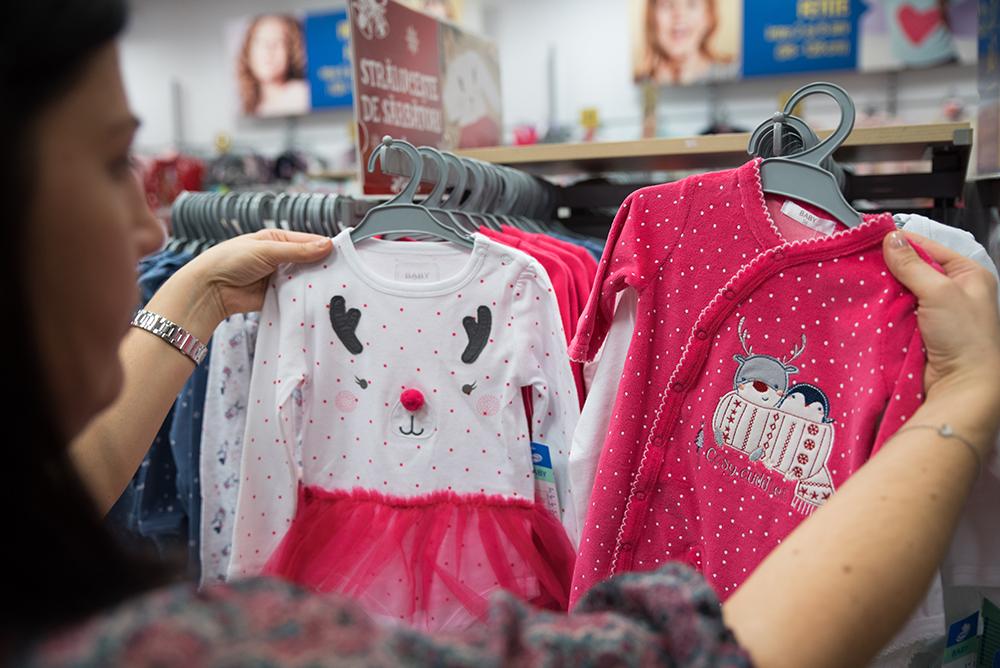 haine de Crăciun pentru fetițe