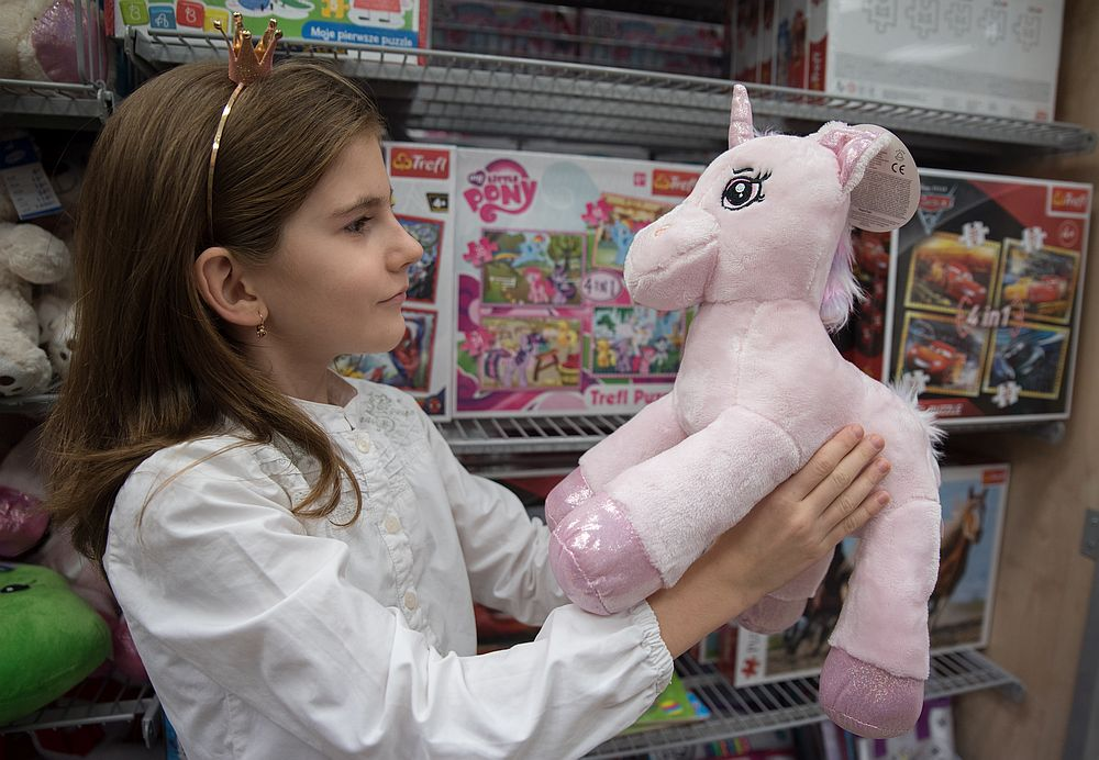 unicorn roz