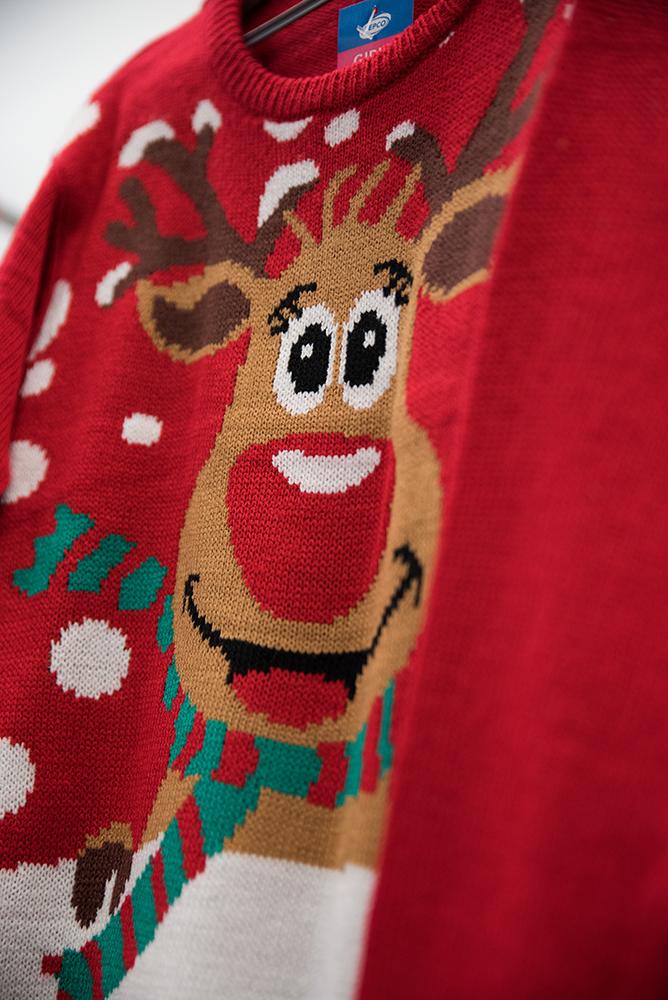 pulover de Crăciun