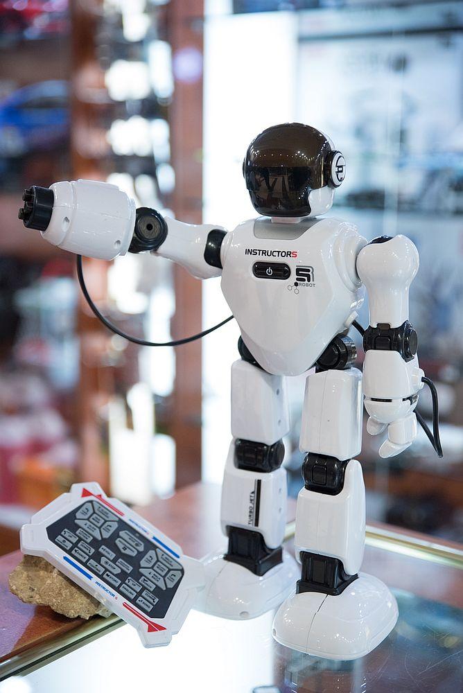 robot cu telecomandă