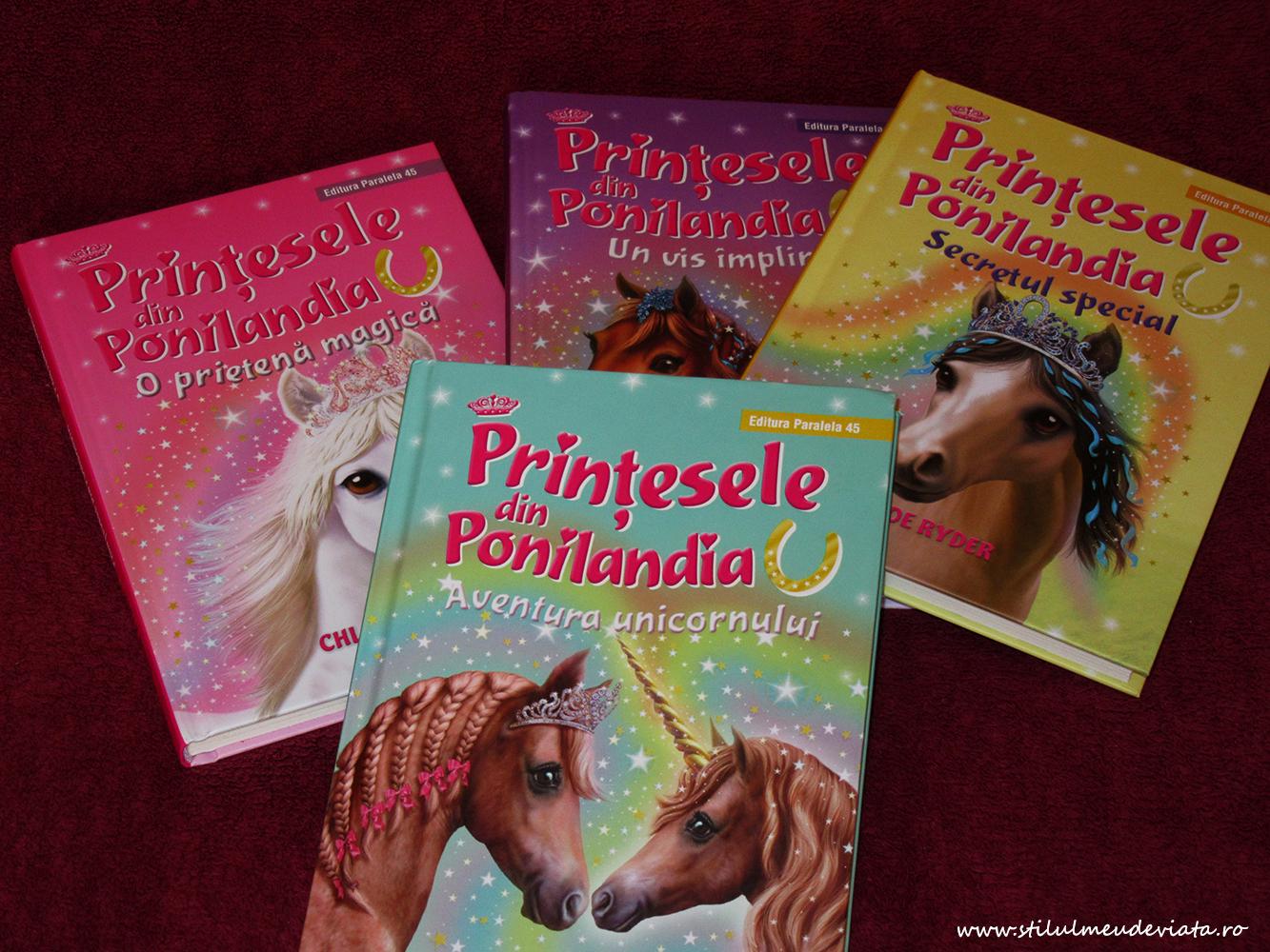 Prințesele din Ponilandia