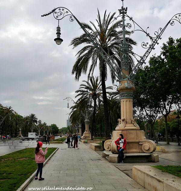 Passeig de Lluis Companys, Barcelona