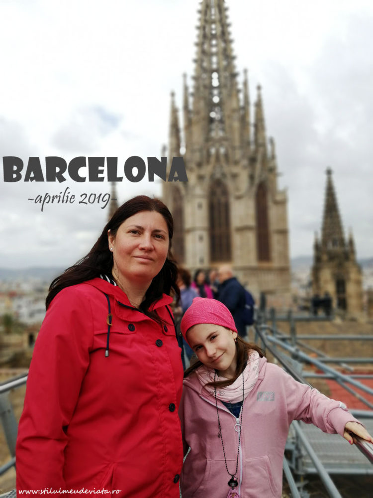 Barcelona, aprilie 2019