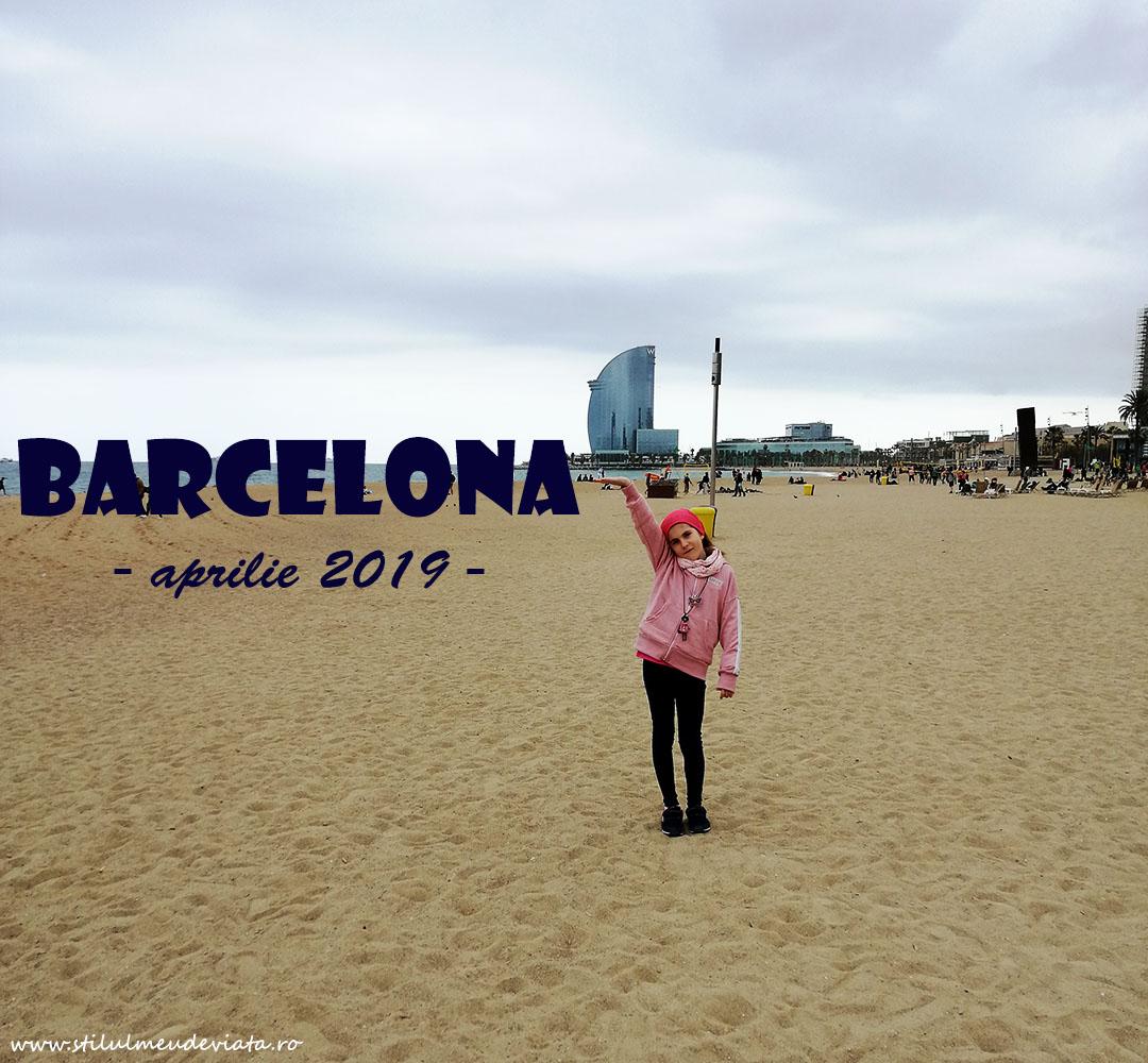 Barcelona, ziua 3