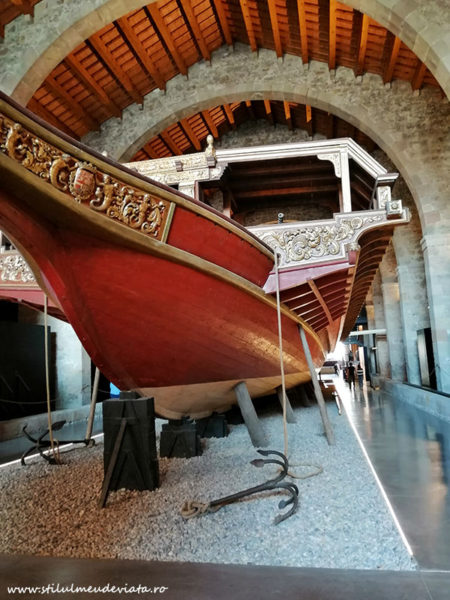 Muzeul Marinei, Barcelona
