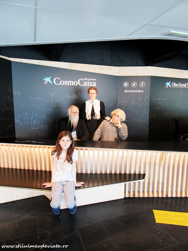Muzeul de Științe Cosmo Caixa, Barcelona