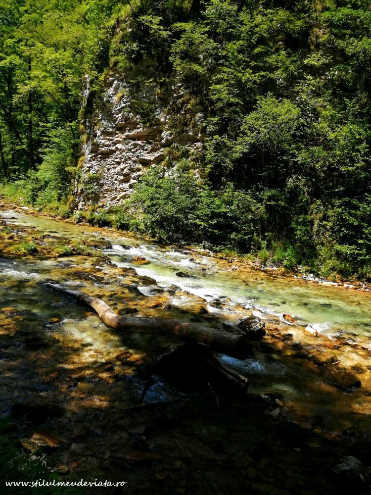 Cheile Vintgar, Slovenia