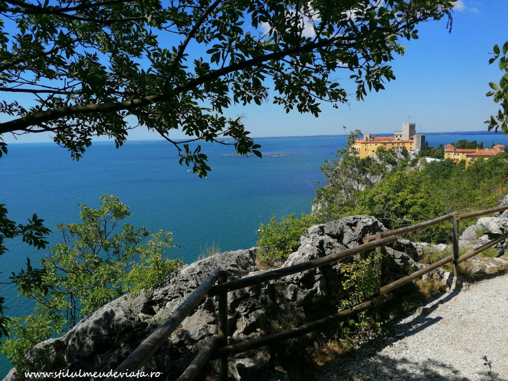 Rilke Trail, castelul Duino