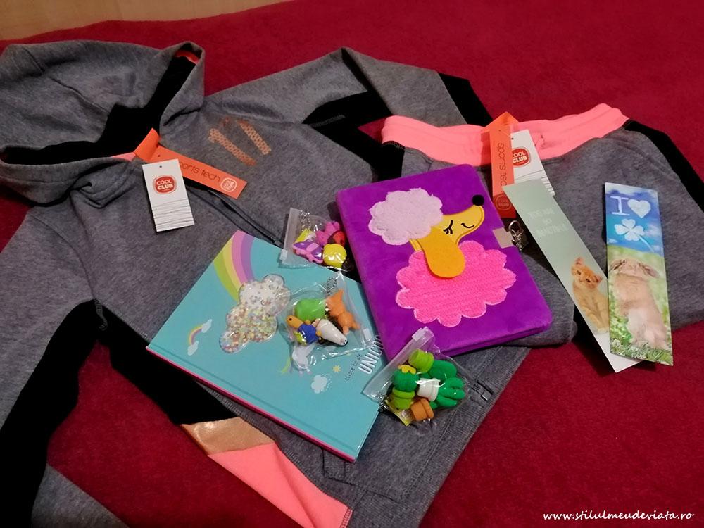 cumpărături pentru școală, magazinul Smyk All for kids