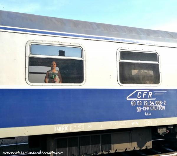 drum cu trenul
