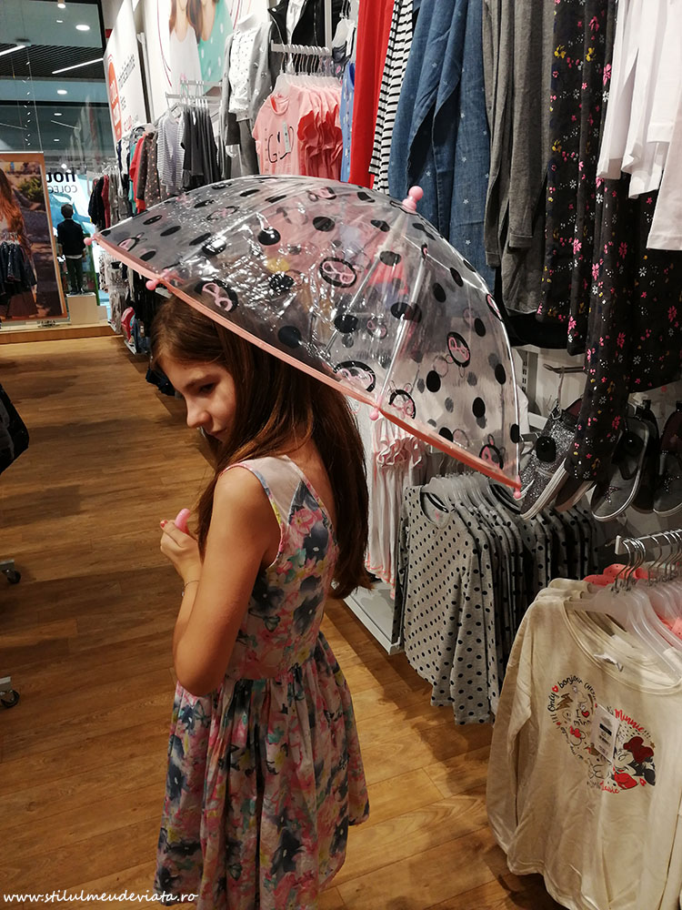 umbrela pentru ploaie, Smyk