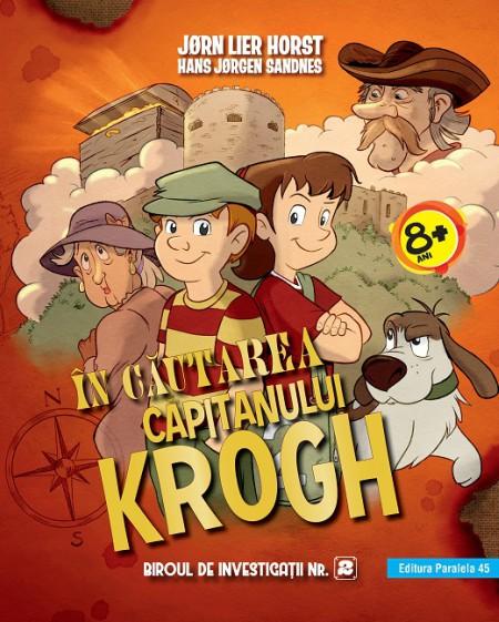 În căutarea căpitanului Krogh