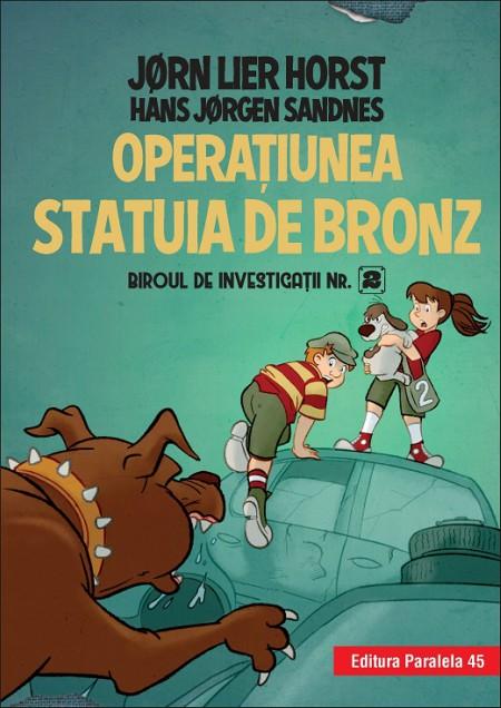 Operaţiunea Statuia de bronz