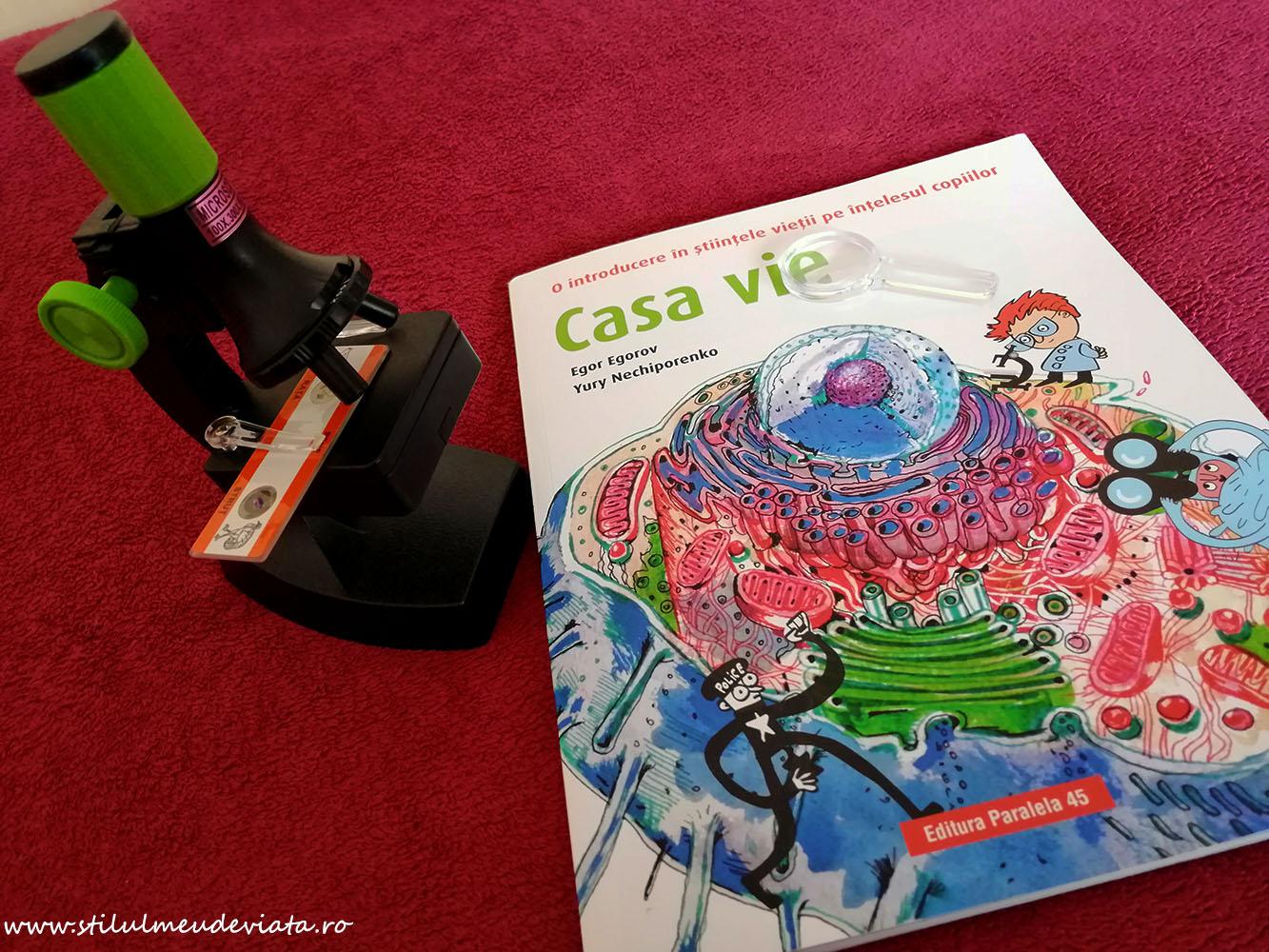 Casa vie, Editura Paralela 45