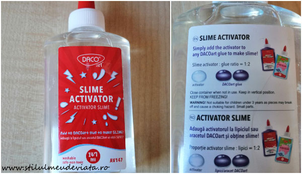 activator slime-collage