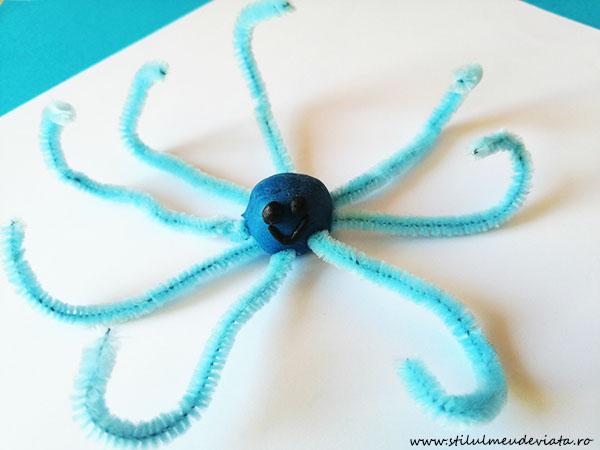 caracatiță mamă