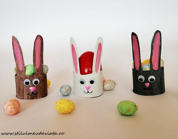 iepurași de Paște